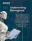 Robot with Table Underwriting Reimagined Electronic Health Records ad image