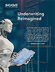 Robot with Table Underwriting Reimagined Regulatory Changes ad image